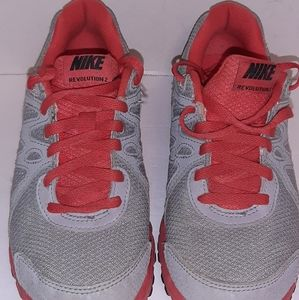 Nike Revolution youth sneakers